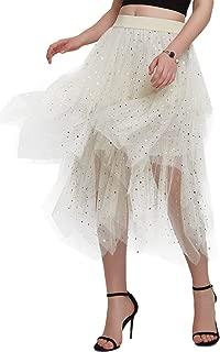 Best sequin tulle skirt Reviews