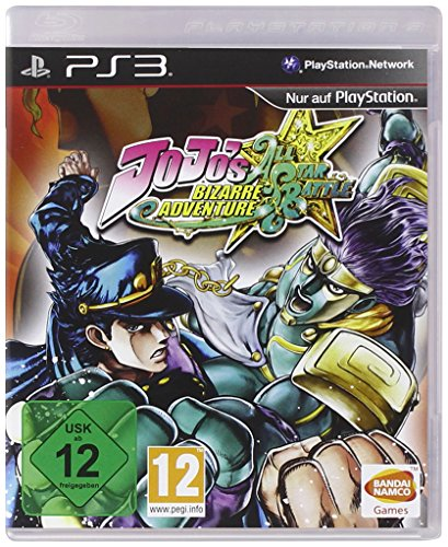 Jojo's Bizarre Adventure: All Star Battle [Importación Alemana]