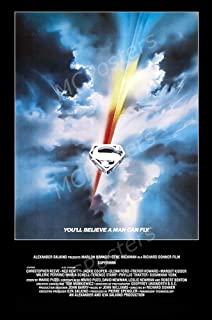 MCPosters - Superman 1978 Glossy Finish Movie Poster - MCP914 (24
