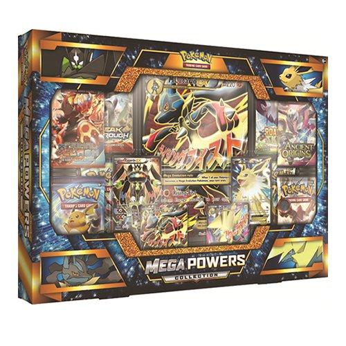 Pokemon TCG Mega Powers Collection Card Game