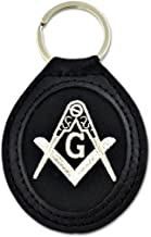 2B1ASK1 Masonic Embroidered Key Chain 5 1//2 Wide x 1 1//8 Tall