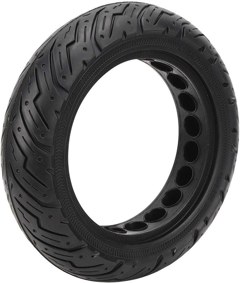 WYDM Neumáticos de Goma a Prueba de explosiones 10x2.50C, Accesorios de neumáticos para Scooter Ninebot MAX G30