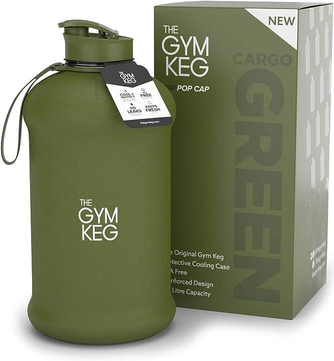 Borraccia palestra the gym keg - borraccia sportiva GYM006