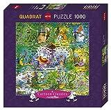 Heye 29799Wildlife Mordillo Puzzle (1000 Piezas)