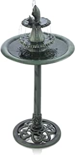 Best Bird Bath Fountain Bubbler of 2020 – Top Rated & Reviewed
