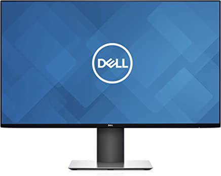 $372 Get Dell Ultrasharp U2719DX 27-Inch WQHD 2560x1440 Resolution IPS Monitor with Infinity Edge Bezels (Renewed)