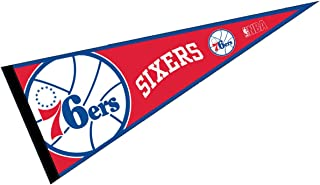 Blue//Orange Rico Industries DCP90002 NBA Philadelphia 76ers Die Cut Pennant One Size