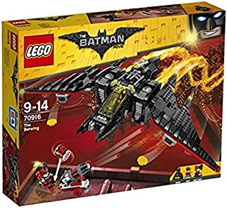 LEGO The Batman Movie The Batwing Costruzioni