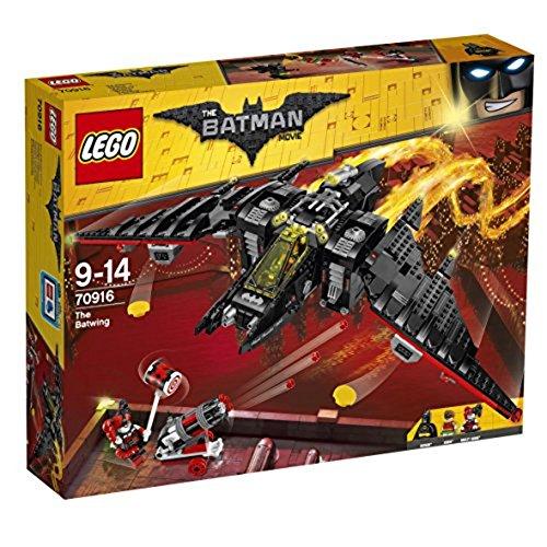 LEGO The Batman Movie - Batwing, Juguete de Construcción que Incluye Nave del Superhéroe (70916) , color/modelo surtido