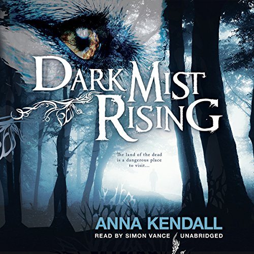 Dark Mist Rising audiobook cover art