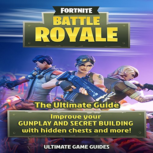 Fortnite Battle Royale audiobook cover art