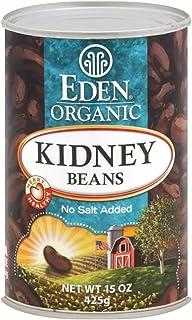 Eden Organic Kidney Beans, 15 OZ (Pack - 6)