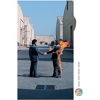 91 Papier Multicolore GB eye LP1442 Poster 5x61cm