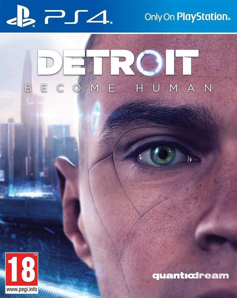 Detroit Become Human Only PS4 Max 80% Nippon regular agency OFF