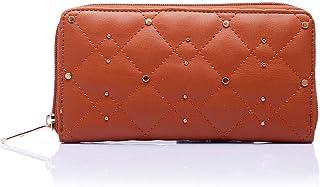 Caprese Women's Wallet (Saddle Brown)
