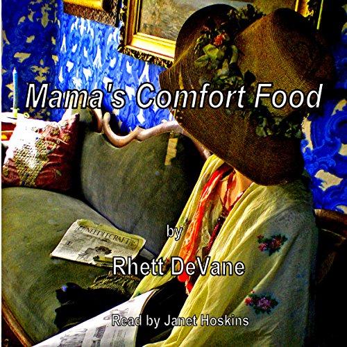 Mama's Comfort Food audiobook cover art