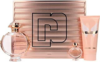 Olympia Intense Holiday Gift Set by Paco Rabanne for Women Eau de Parfum 2 Pieces (80ml 10ml