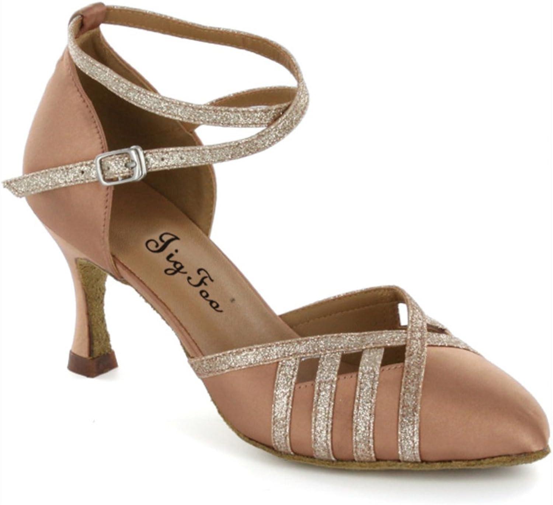 SPLNWTFHCNWPCB Ballroom Dance Modern Dance Damenschuhe Walzer tanzen Schuhe weiche Rutschfeste Schuhe