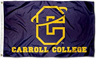 Carroll College Flag Large 3x5