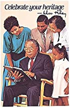 Alex Haley Remember Your Heritage Bulletin, Regular Size (Package of 50)