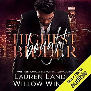 Bought                   By:                                                                                                                                 Lauren Landish,                                                                                        Willow Winters                               Narrated by:                                                                                                                                 Brooke Hayden,                                                                                        Douglas Berger                      Length: 7 hrs and 9 mins     734 ratings     Overall 4.3