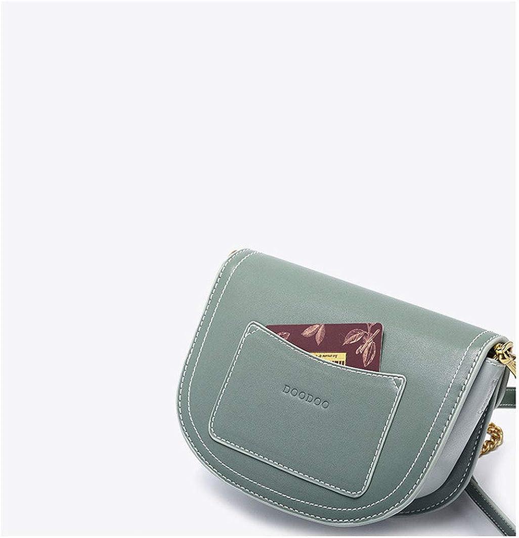 Sac à bandoulière pour femme, diagonale croisé tendance tendance en cuir ligne mini sac à main bandoulière avec bandoulière Rose Clair