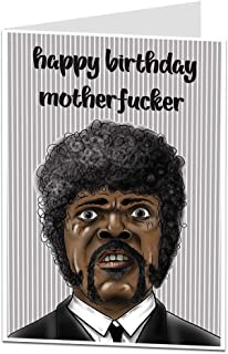 Funny Birthday Card For Men Offensive Rude Message