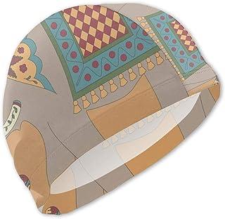 Gorro de baño Indien Elephant para niños Gorro de baño para niños