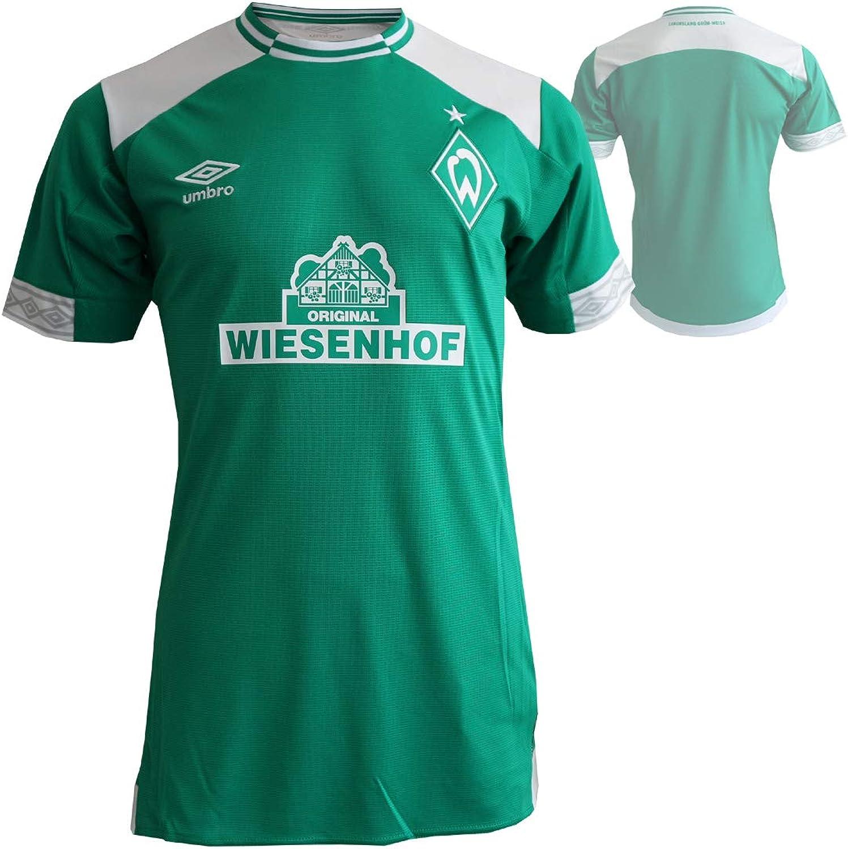 Umbro Werder Bremen Heimtrikot 2018 19