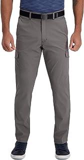 Haggar Men's PLN TEXTURED JCQRD PANT Pants