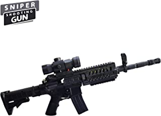 NHR Snipper Shooting Gun Toy Gun for Kids (Black)