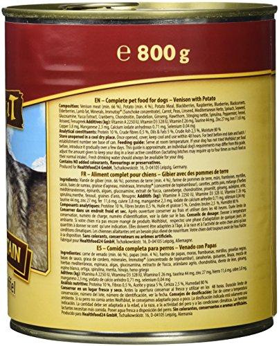 Wolfsblut Blue Mountain, 6er Pack (6 x 800 g) - 2