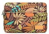 Kinmac MAPE Leaf Coffee 15 inch Waterproof Laptop Sleeve with Pocket for 15 inch...