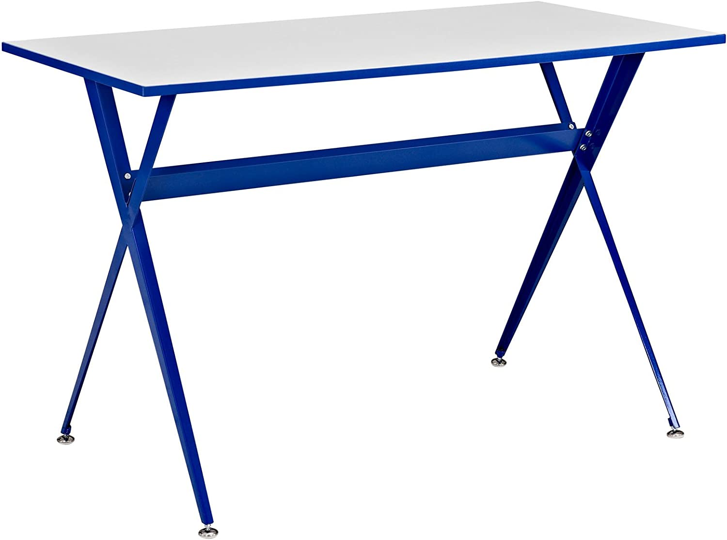 Modway Expound Desk in bluee
