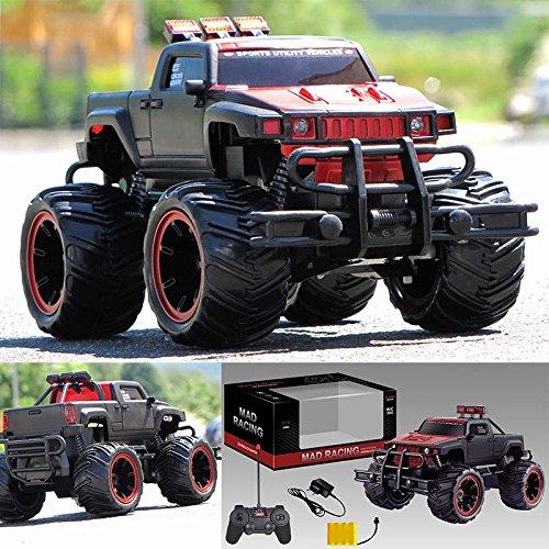 RC Auto kaufen Monstertruck Bild 2: Diawell RC Ferngesteuertes Auto Pick Up Monster Truck Monstertruck Offroad Fernbedienung für Kinder und Erwachsene*