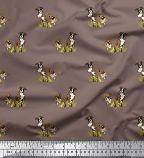 Best boxer dog fabric Reviews