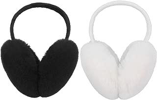 Women's Winter Faux Fur Ear Warmers Earmuffs