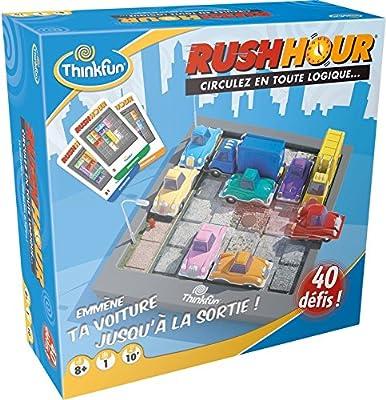 Asmodee - Jeu d'Action et de Reflexe - Rush Hour