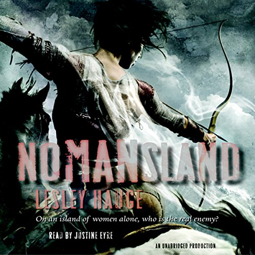 Nomansland audiobook cover art