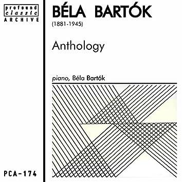 Béla Bartók Anthology