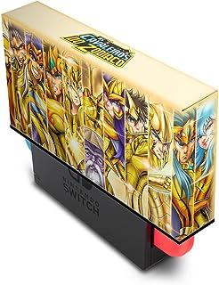 Capa Anti Poeira Nintendo Switch - Cavaleiros Do Zodíaco