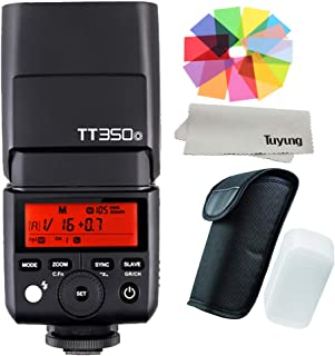【正規品 技適マーク付き日本語説明書付】Godox Thinklite TTL 2.4GHz TT350o ミニカメラフラッシュ高速1 / 8000s GN36 DSLR Olympus E-M10II E-M5II E-M1 E-PL8 E-PL7 E-PL6 E-PL5 E-P5 E-P3 PEN-F シリーズ