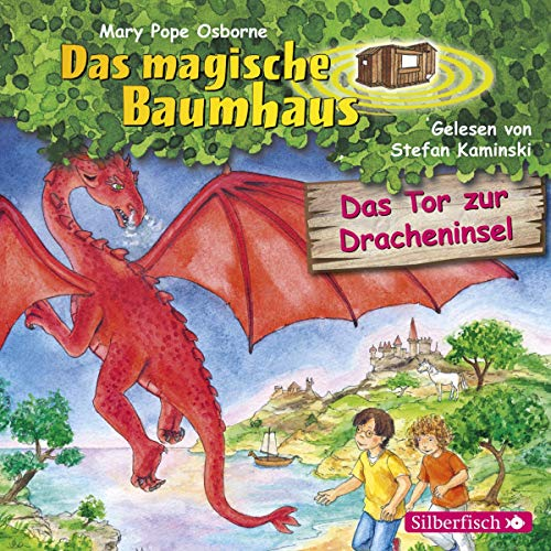 Das Tor zur Dracheninsel cover art