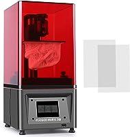 ELEGOO Mars 2 Pro Mono MSLA 3Dプリンター UV光造形式 LCDレジン 3Dプリンター 6.08インチ2KモノクロLCD 印刷サイズ129 * 80 * 160mm