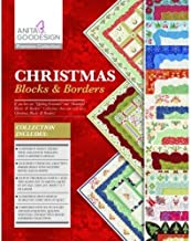 anita goodesign christmas blocks and borders