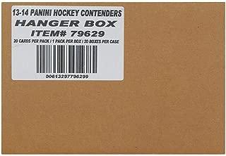 2013 14 panini contenders hockey