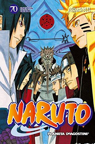 Naruto Cat 70 (Manga Shonen, Band 70)