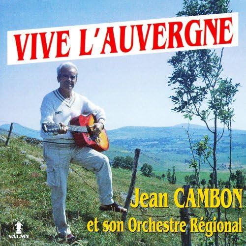 Jean Cambon & Son Orchestre Régional