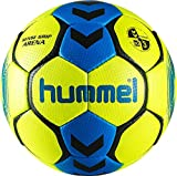 HUMMEL BALLON DE HANDBALL SENSE GRIP ARENA (Safety yellow / Diva blue, T00)