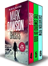 The John Milton Series: Books 4-6 (The John Milton Series Boxset Book 2)